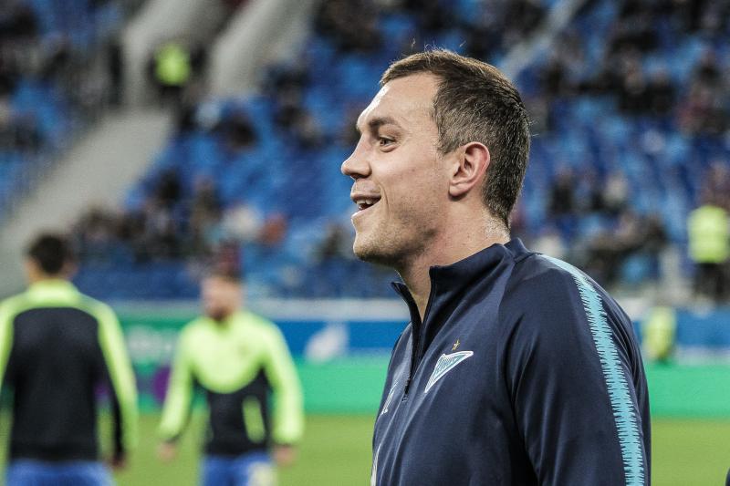 Bolelshiki Osvistali Dzyubu Pered Matchem Zenit Krasnodar