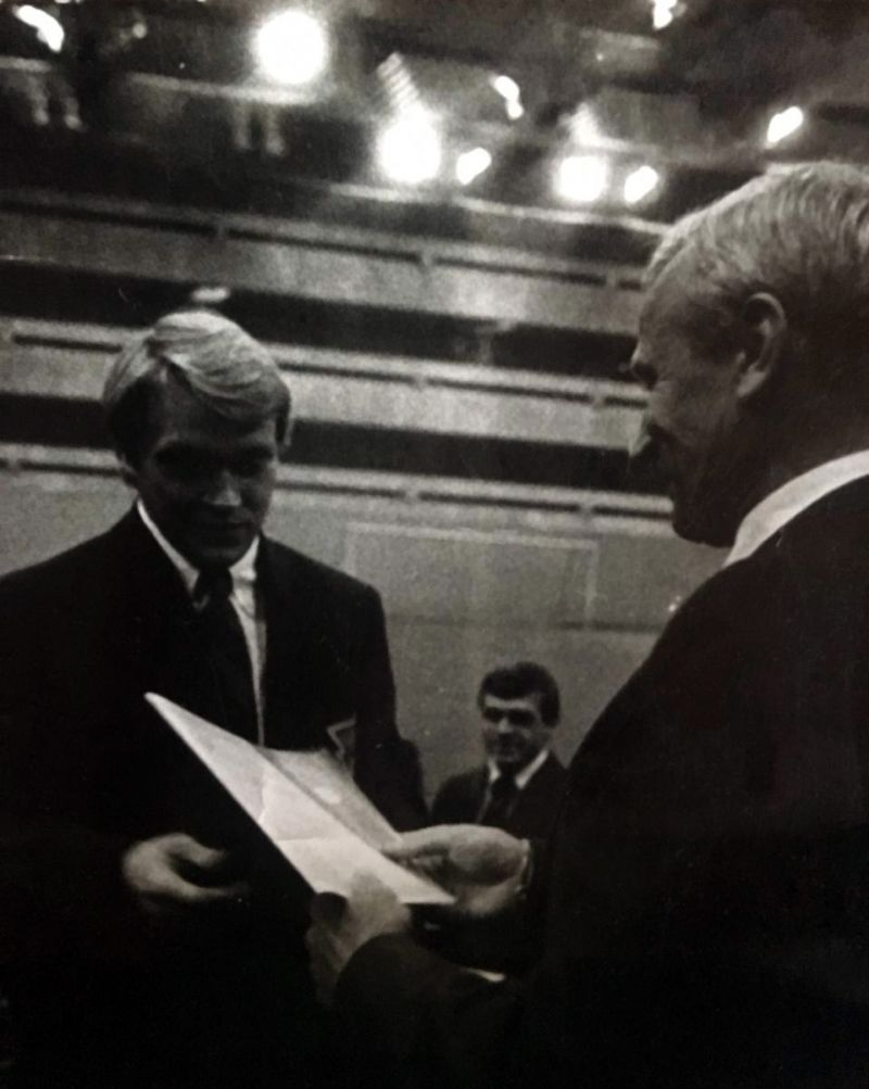 Валерий Брошин. Судьба Человека