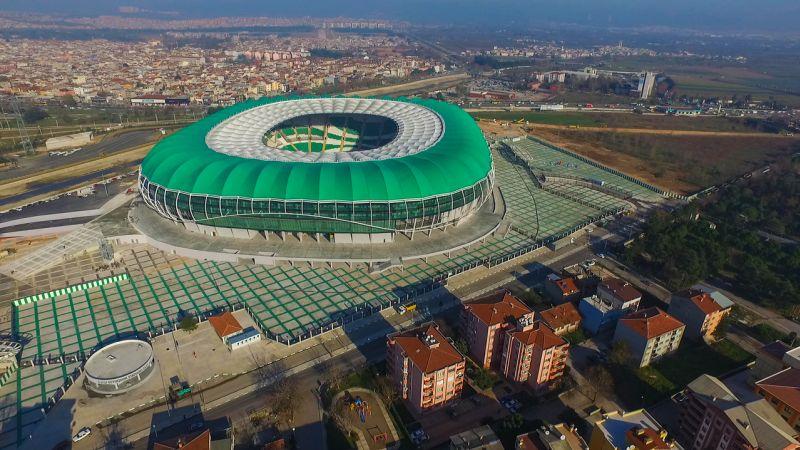 стадионы турции фото правило, одной стороны