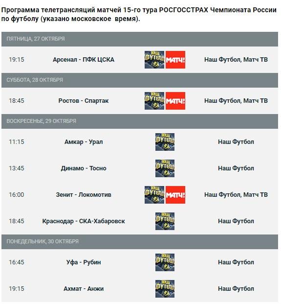 жизни чемпионат россии расписание матчей картинка поможет сравнить